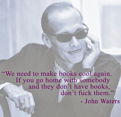 John Waters books